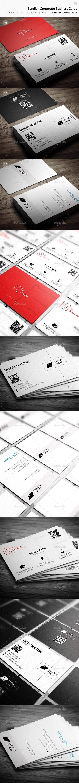 Bundle - Corporate Business Cards - 75 - Corporate Business Cards