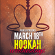 Hookah Party Flyer - GraphicRiver Item for Sale