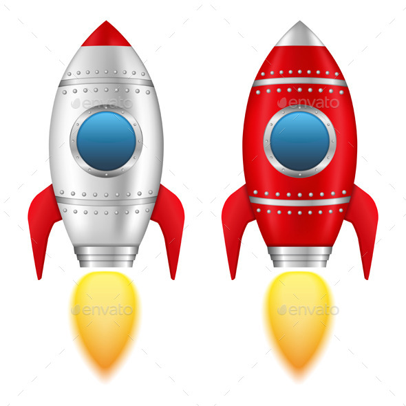 Rockets - Man-made Objects Objects