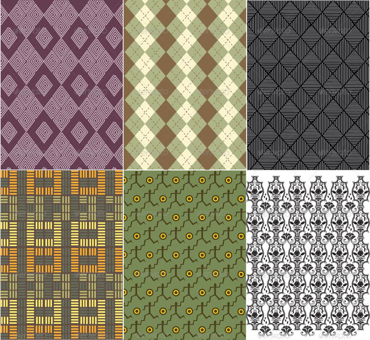 Six Pattern