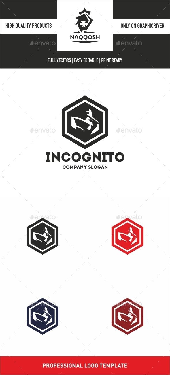 Incognito  - Logo Templates