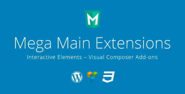 Interactive Elements - Visual Composer Addons