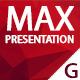 Max Presentation - GraphicRiver Item for Sale