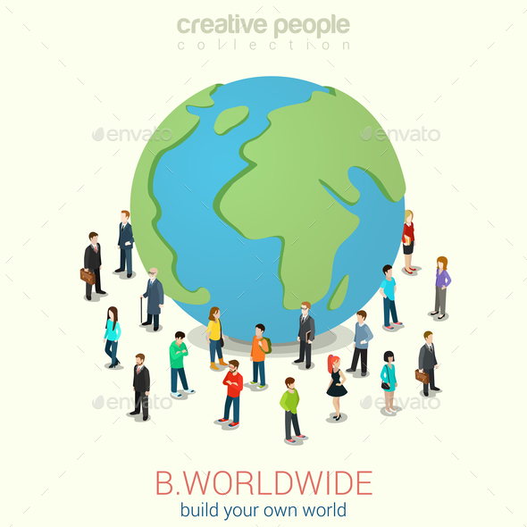 Worldwide Concept - Concepts Business