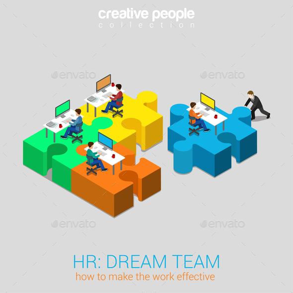 HR Team - Concepts Business
