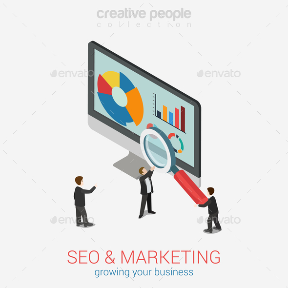 SEO Marketing - Web Technology