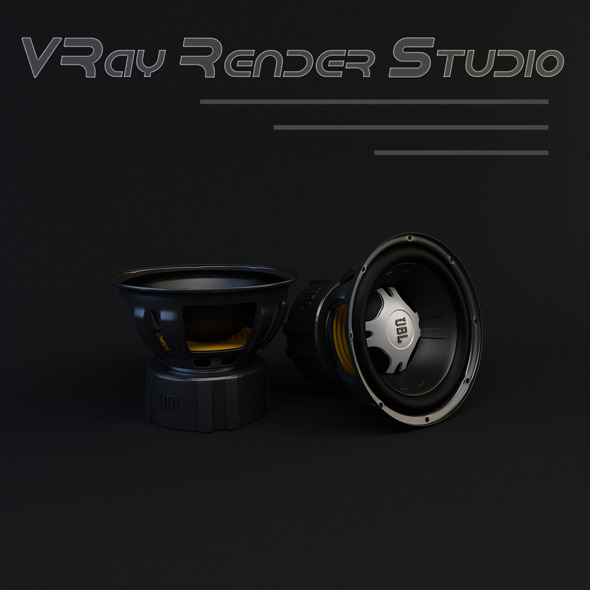 VRay Render Studio - 3DOcean Item for Sale