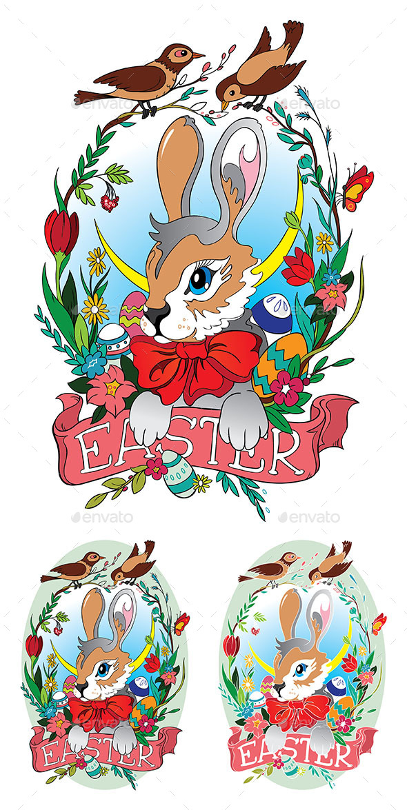 Easter Bunny - Miscellaneous Characters