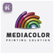 Media Colorful Logo - GraphicRiver Item for Sale