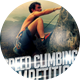 Speed Climbing 2K15 Competition Sports Flyer