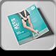 Bi-Fold DL Brochure Mock-up - GraphicRiver Item for Sale