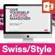 Swiss Style PowerPoint Template - GraphicRiver Item for Sale