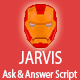 Jarvis - Ask & Answer Script - Sharing Site