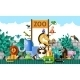 Zoo Background Illustration - GraphicRiver Item for Sale