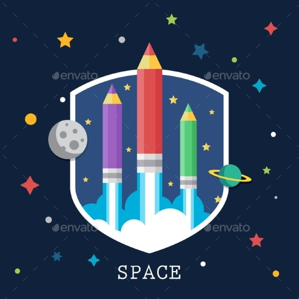 Space Pencils - Web Technology
