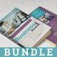 5x Book Cover Templates Bundle - GraphicRiver Item for Sale