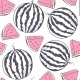 Watermelon Pattern - GraphicRiver Item for Sale