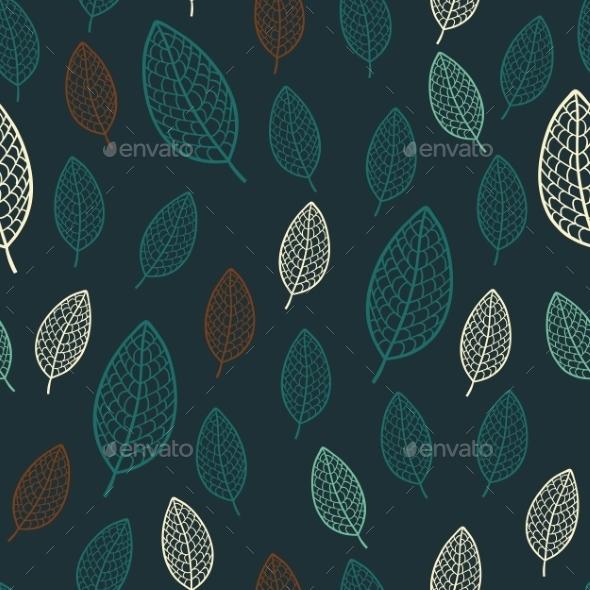Leaves Pattern - Patterns Decorative