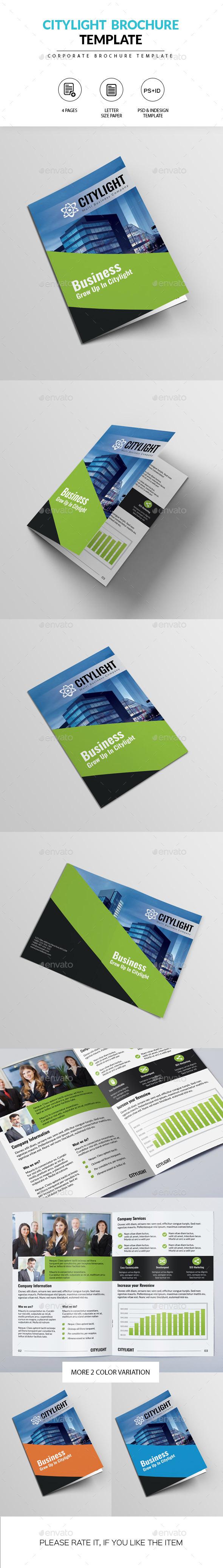 Corporate Brochure-CityLight - Corporate Brochures