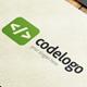 Code Logo Mark - GraphicRiver Item for Sale