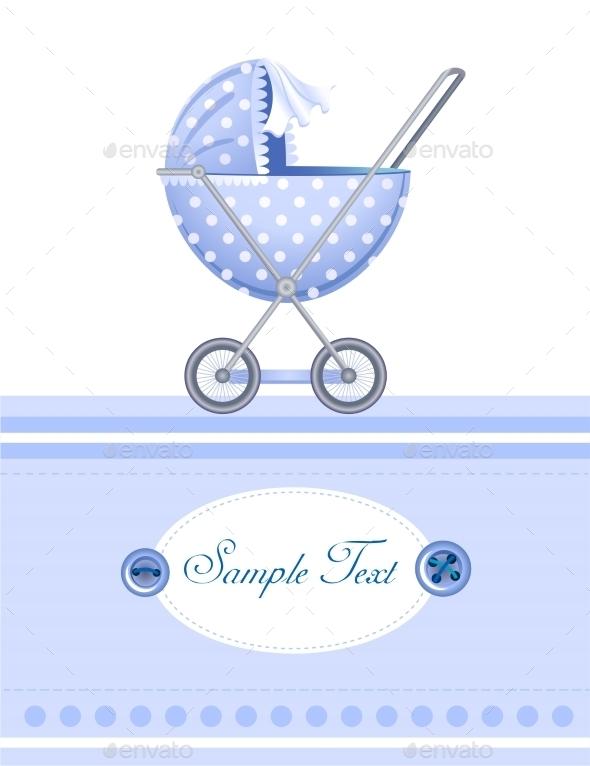 Baby Arrival Card - Birthdays Seasons/Holidays