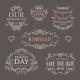 Wedding Labels  - GraphicRiver Item for Sale