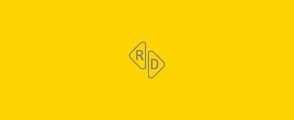 Rd logo head
