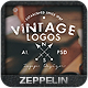 Vintage Logos and Badges Set 4