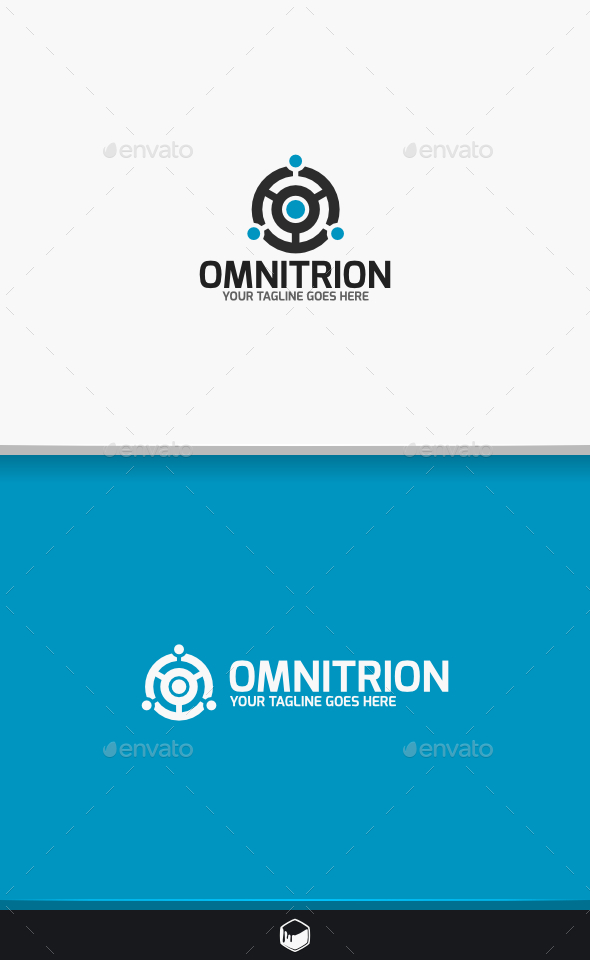 Omnitrion Logo - Vector Abstract