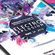 Futuristic Flyer - GraphicRiver Item for Sale