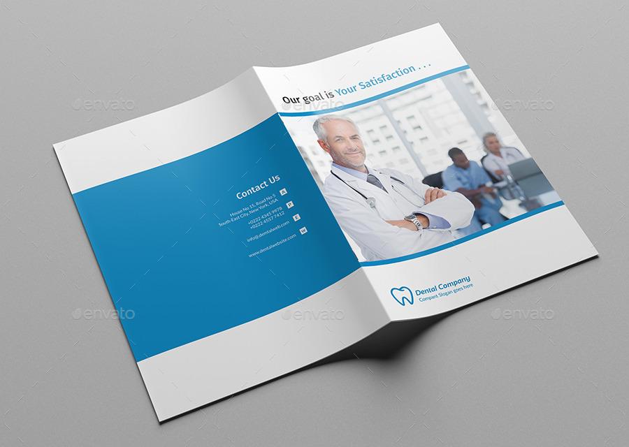 Dental Brochure By Thstudio Graphicriver