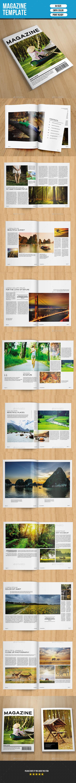 Minimal Magazine-V05 - Magazines Print Templates