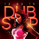 Dubstep Sound Party In Club - GraphicRiver Item for Sale