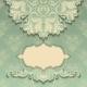 Vintage Pattern with Frame - GraphicRiver Item for Sale