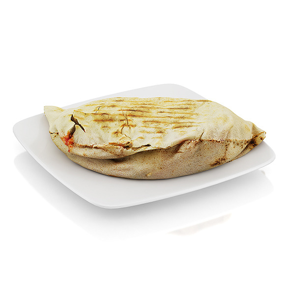 Beef in tortilla - 3DOcean Item for Sale