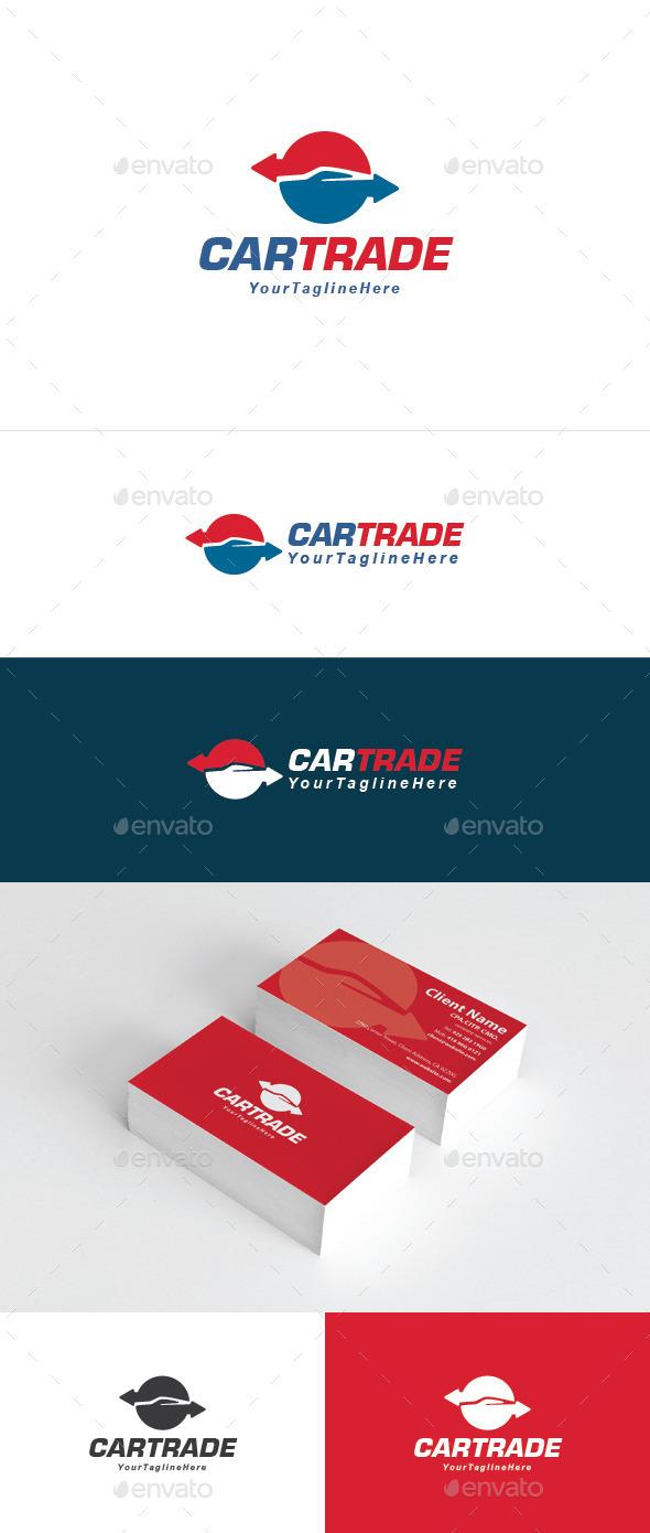 Car Trade - Objects Logo Templates