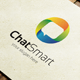 Chat Smart Logo Mark - GraphicRiver Item for Sale
