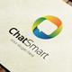 Chat Smart Logo Mark - GraphicRiver Item for Sale