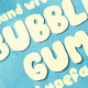 Bubble Gum - hand written font - GraphicRiver Item for Sale
