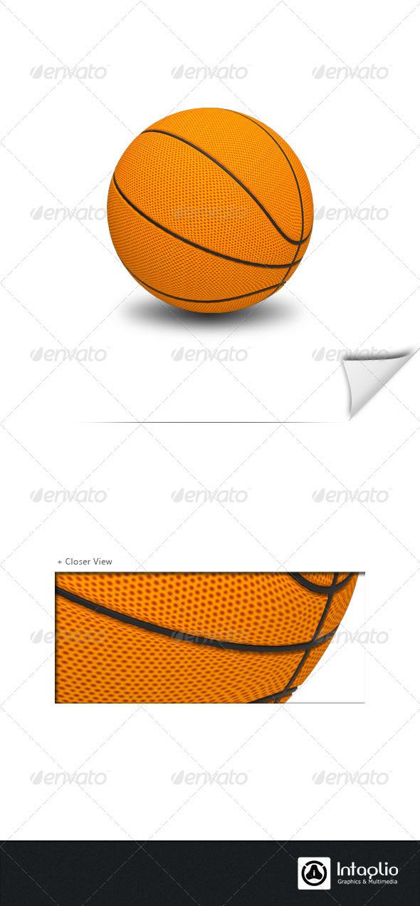 Basket Ball  - 3D Backgrounds