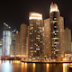 Fantastic Night Dubai Marina 2 - VideoHive Item for Sale