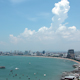 4k Panorama View Of Seascape At Pattaya Bay, Thailand - VideoHive Item for Sale