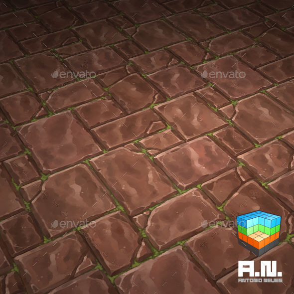 Stone texture floor-05 - 3DOcean Item for Sale