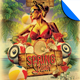 Spring Splash Flyer Template