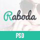 RABODA - ECommerce PSD Template - ThemeForest Item for Sale