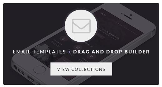 Responsive Email Templates + Theme Builder Access