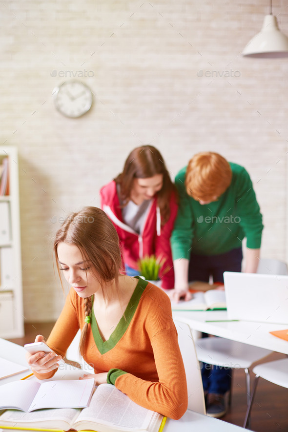 Technologies in education - Stock Photo - Images