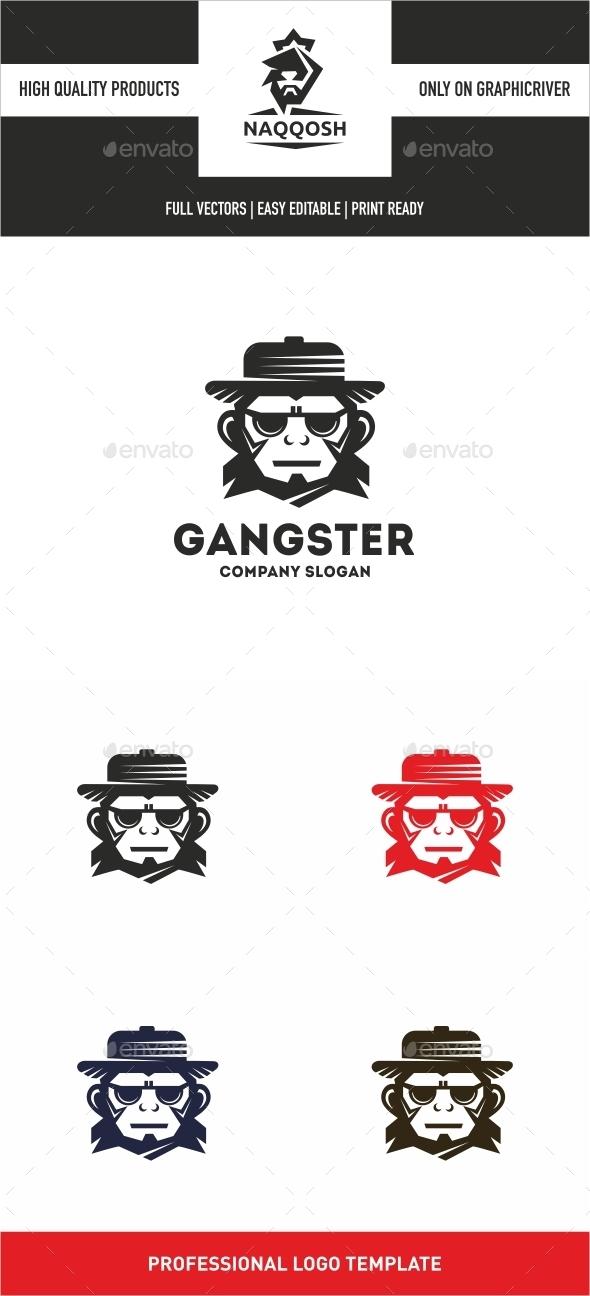 Gangster - Logo Templates