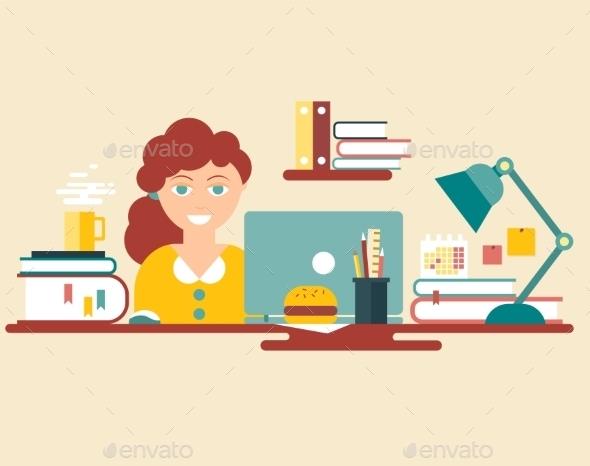 Work Place - Web Technology