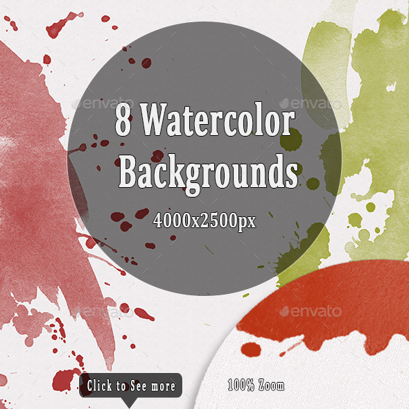 Watercolor Backgrounds - Backgrounds Graphics